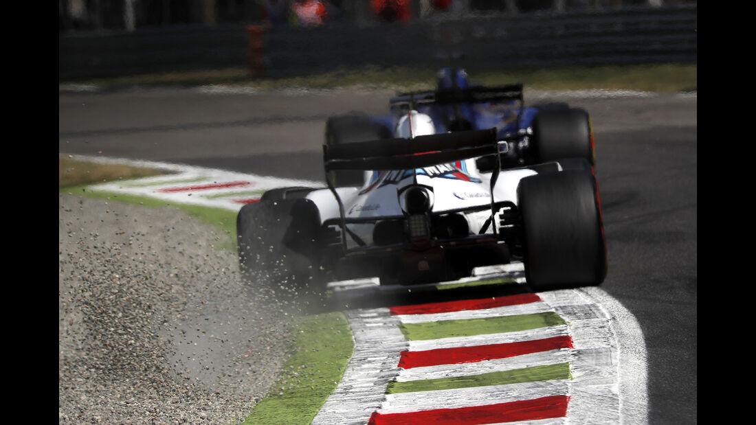 Felipe Massa - Williams - Formel 1 - GP Italien - Monza - 1. September 2017