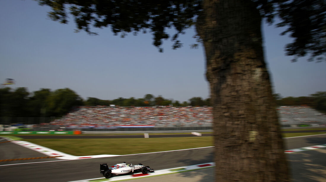 Felipe Massa - Williams - Formel 1 - GP Italien - Monza - 2. September 2016
