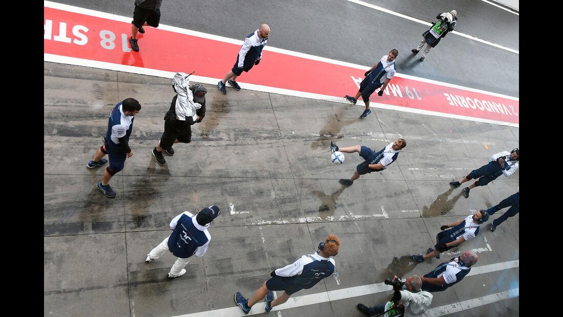 Felipe Massa - Williams - Formel 1 - GP Italien - Monza - 2. September 2017