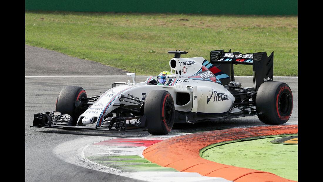 Felipe Massa - Williams - Formel 1 - GP Italien - Monza - 3. September 2016