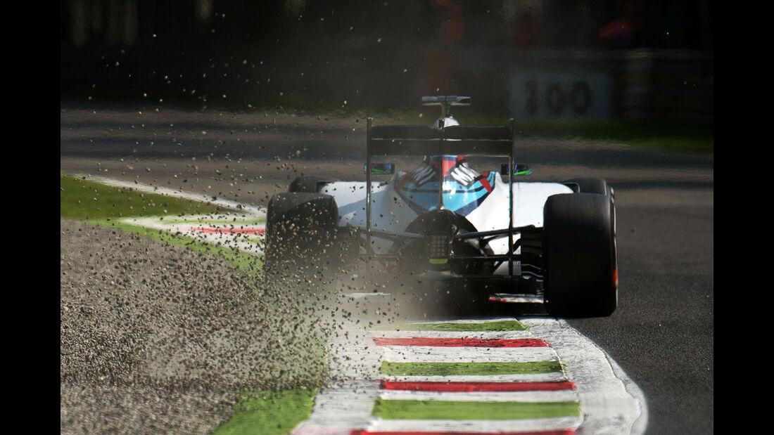 Felipe Massa - Williams - Formel 1 - GP Italien - Monza - 4. September 2015