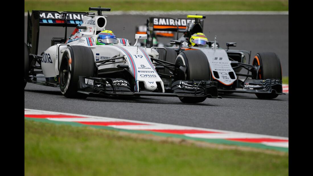 Felipe Massa - Williams - Formel 1 - GP Japan 2016 - Suzuka