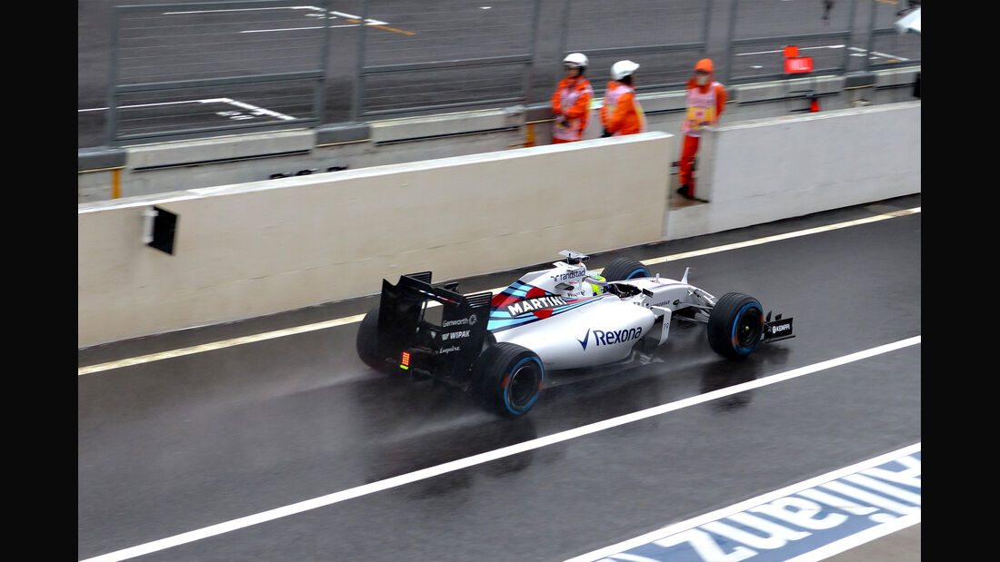 Felipe Massa - Williams - Formel 1 - GP Japan - Suzuka - 25. September 2015