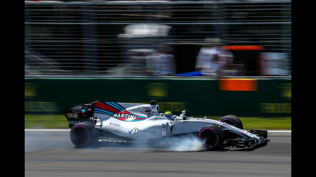 Felipe Massa - Williams - Formel 1 - GP Kanada - Montreal - 10. Juni 2017