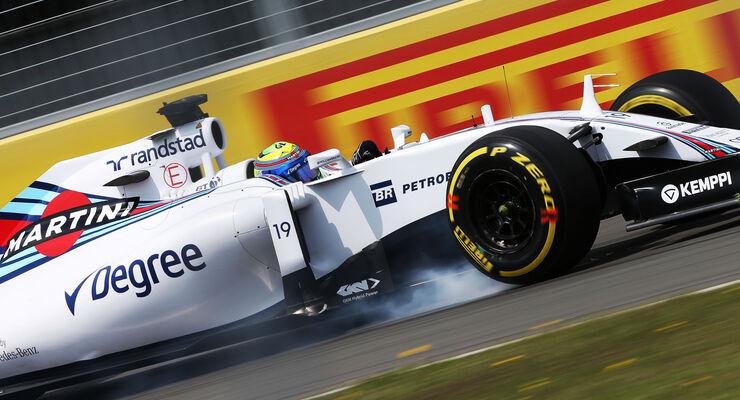Felipe Massa - Williams - Formel 1 - GP Kanada - Montreal - 5. Juni 2015