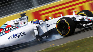 Felipe Massa - Williams - Formel 1 - GP Kanada - Montreal - 5. Juni 2015