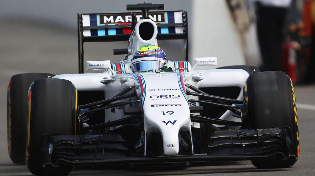 Felipe Massa - Williams - Formel 1 - GP Kanada - Montreal - 6. Juni 2014