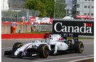 Felipe Massa - Williams - Formel 1 - GP Kanada - Montreal - 6. Juni 2014