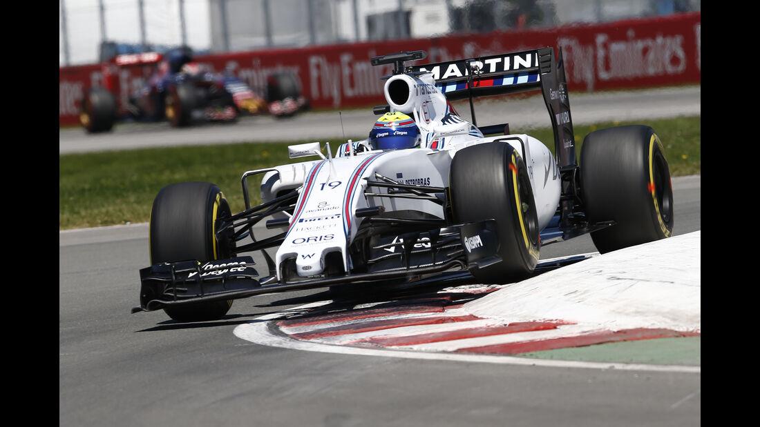 Felipe Massa - Williams - Formel 1 - GP Kanada - Montreal - 6. Juni 2015