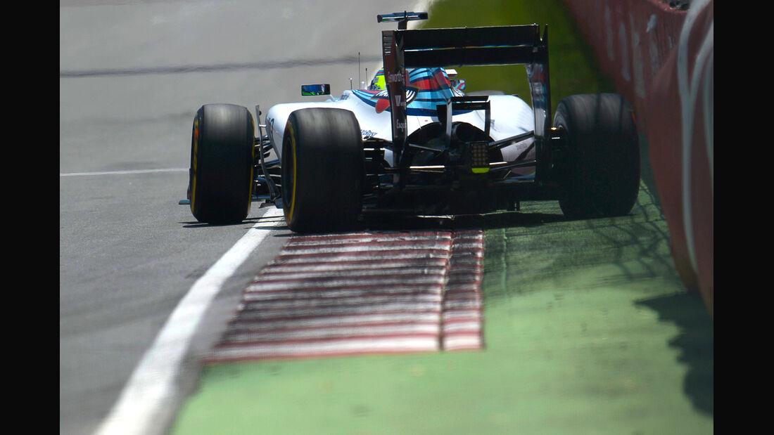 Felipe Massa - Williams - Formel 1 - GP Kanada - Montreal - 7. Juni 2014