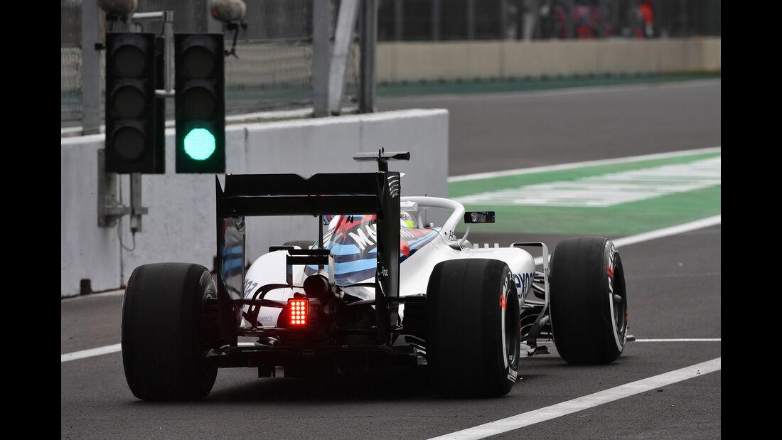 Felipe Massa - Williams - Formel 1 - GP Mexiko - 28. Oktober 2016