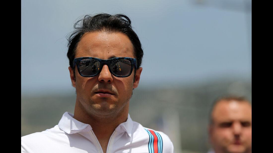 Felipe Massa - Williams - Formel 1 - GP Monaco - 21. Mai 2014