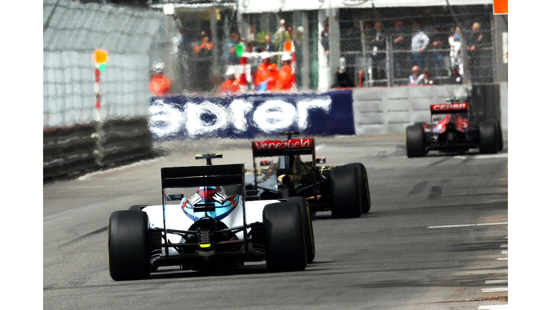 Felipe Massa - Williams - Formel 1 - GP Monaco - 21. Mai 2015