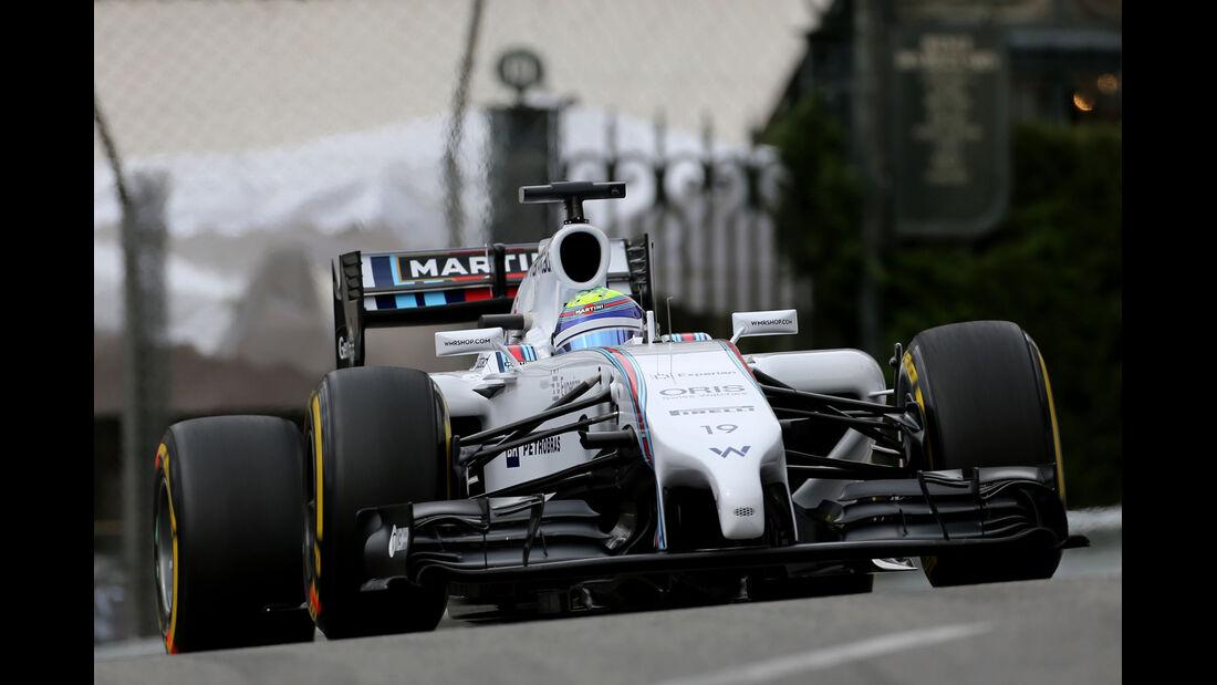 Felipe Massa - Williams - Formel 1 - GP Monaco - 22. Mai 2014