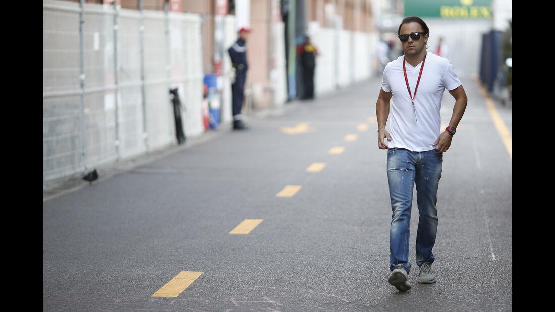 Felipe Massa - Williams - Formel 1 - GP Monaco - 25. Mai 2016