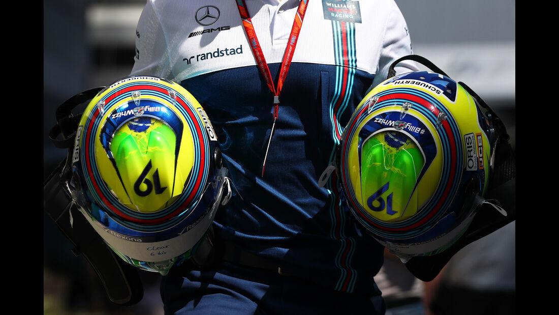 Felipe Massa - Williams - Formel 1 - GP Russland - Sotschi - 29. April 2017