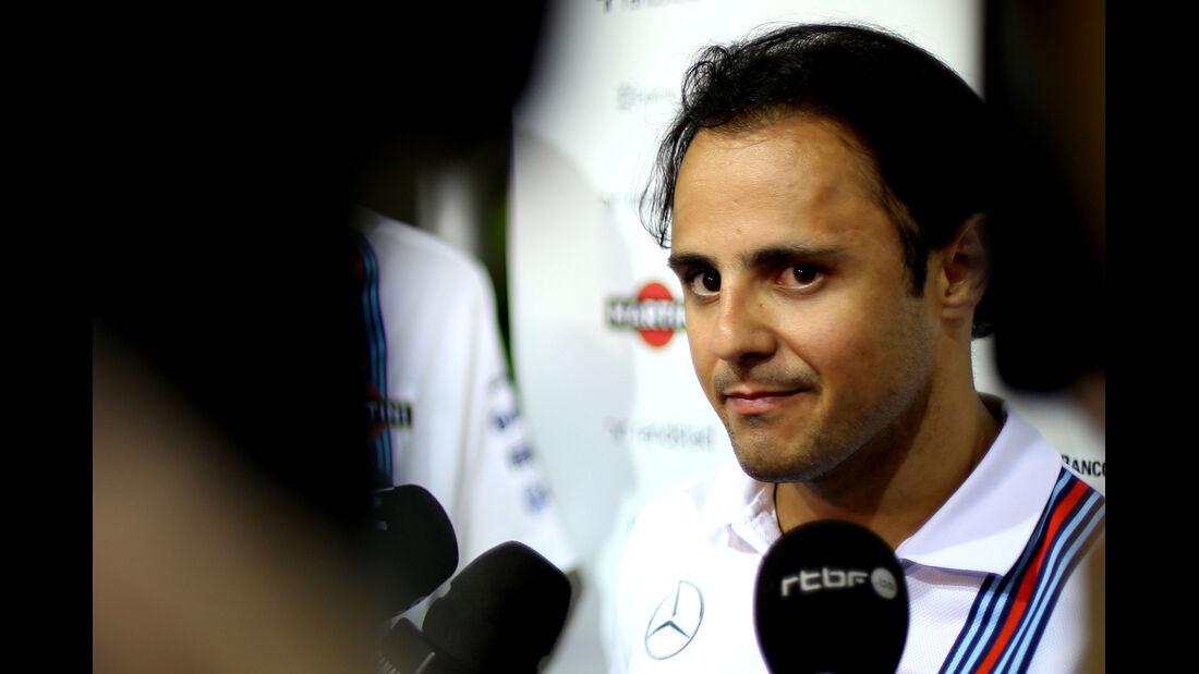 Felipe Massa - Williams - Formel 1 - GP Singapur - 18. September 2014