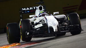 Felipe Massa - Williams - Formel 1 - GP Singapur - 19. September 2014
