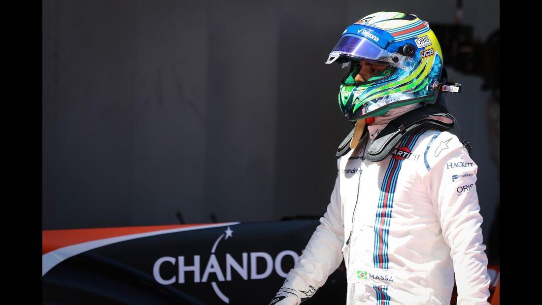 Felipe Massa - Williams - Formel 1 - GP Spanien - 13. Mai 2017