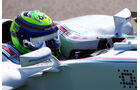 Felipe Massa - Williams - Formel 1 - GP Spanien - Barcelona - 9. Mai 2014