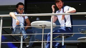 Felipe Massa - Williams - Formel 1 - GP Spanien - Barcelona - Donnerstag - 7.5.2015