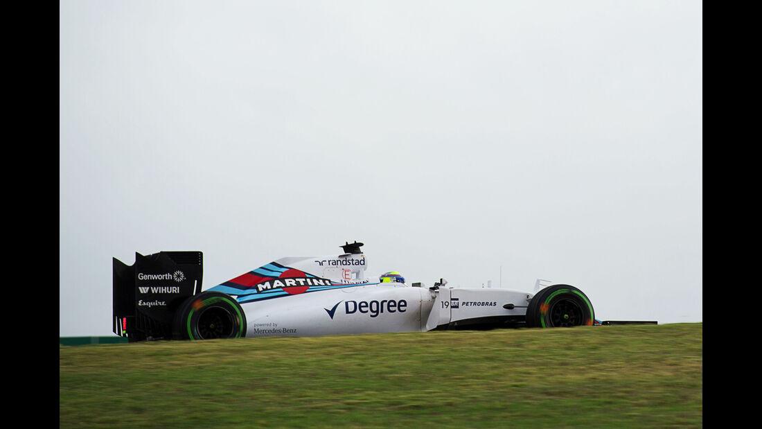 Felipe Massa - Williams - Formel 1 - GP USA - Austin - 23. Oktober 2015
