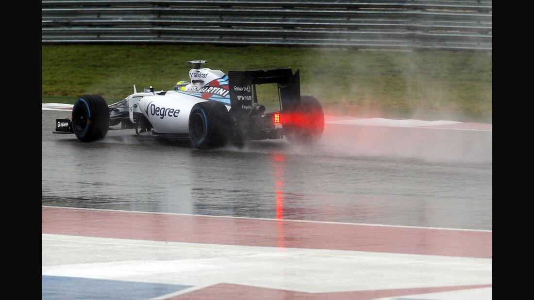 Felipe Massa - Williams - Formel 1 - GP USA - Austin - Formel 1 - 24. Oktober 2015