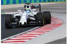Felipe Massa - Williams - Formel 1 - GP Ungarn - 22. Juli 2016