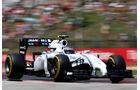 Felipe Massa - Williams - Formel 1 - GP Ungarn - 26. Juli 2014