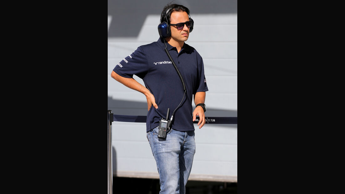 Felipe Massa - Williams - Formel 1 - Test - Bahrain - 2. März 2014