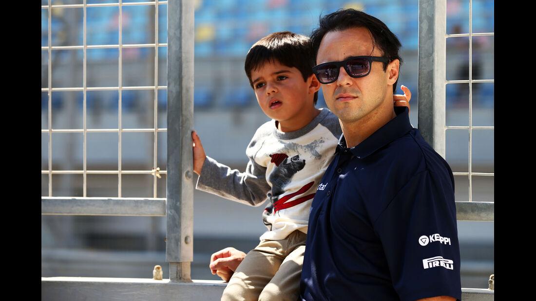 Felipe Massa - Williams - Formel 1 - Test - Bahrain - 22. Februar 2014
