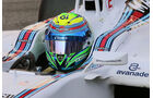 Felipe Massa - Williams - Formel 1-Test - Barcelona - 20. Februar 2015