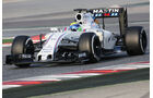 Felipe Massa - Williams - Formel 1-Test - Barcelona - 25. Februar 2016