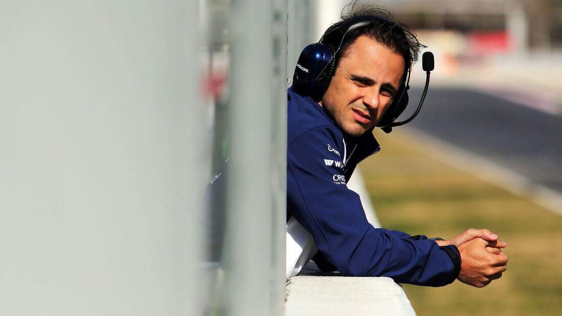 Felipe Massa - Williams - Formel 1-Test - Barcelona - 27. Februar 2015