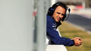 Felipe Massa - Williams - Formel 1-Test - Barcelona - 27. Februar 2015