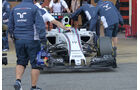 Felipe Massa  - Williams - Formel 1-Test - Barcelona - 28. Feburar 2015