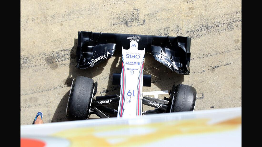 Felipe Massa - Williams - Formel 1-Test - Barcelona - 3. März 2016