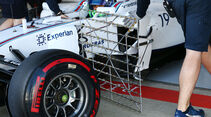 Felipe Massa - Williams - Formel 1-Test - Silverstone 2014