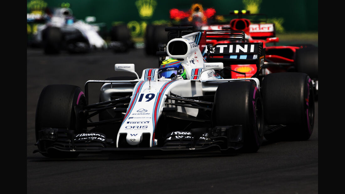 Felipe Massa - Williams - Formel 1