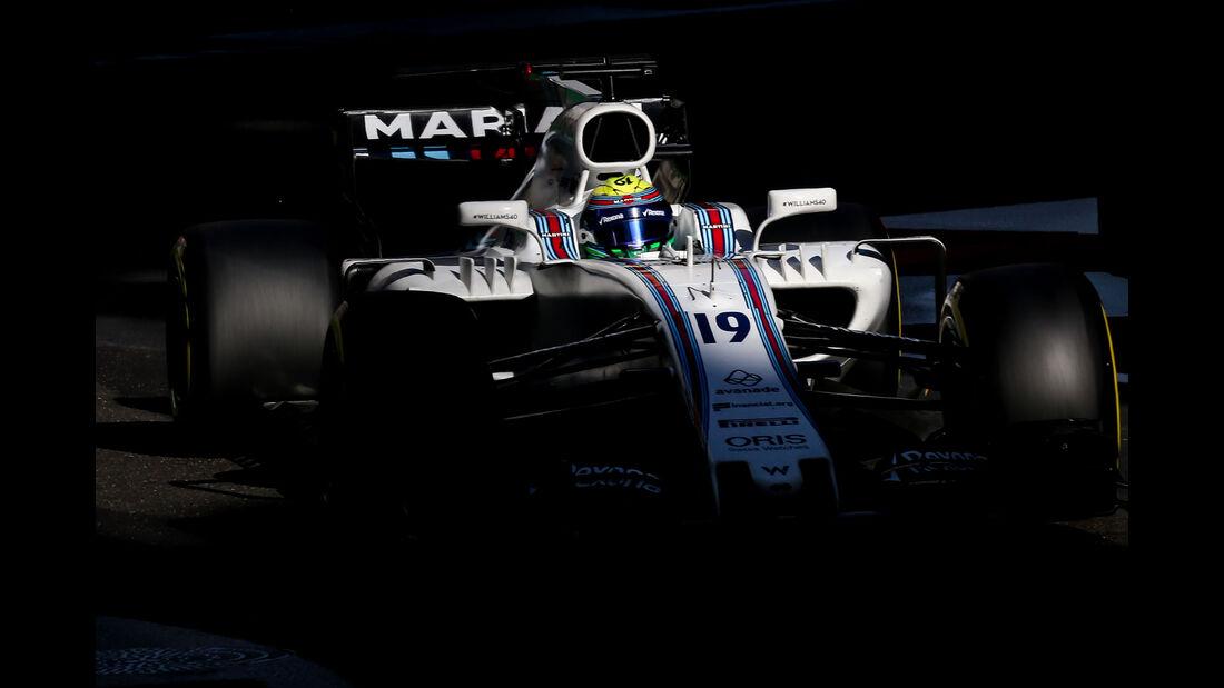 Felipe Massa - Williams - GP Aserbaidschan 2017 - Baku - Rennen