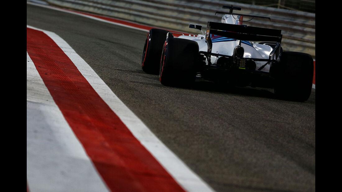 Felipe Massa - Williams - GP Bahrain 2017 - Qualifying