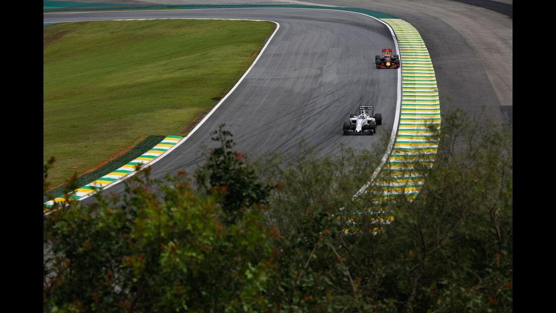 Felipe Massa - Williams - GP Brasilien 2016 - Interlagos - Qualifying