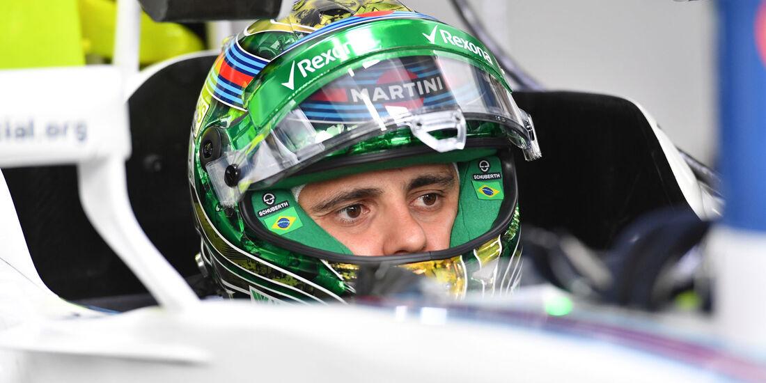 Felipe Massa - Williams - GP Brasilien 2016 - Interlagos - Rennen
