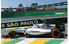 Felipe Massa - Williams - GP Brasilien - Interlagos - Freitag - 11.11.2016