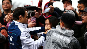 Felipe Massa - Williams - GP China - Shanghai - 6.4.2017