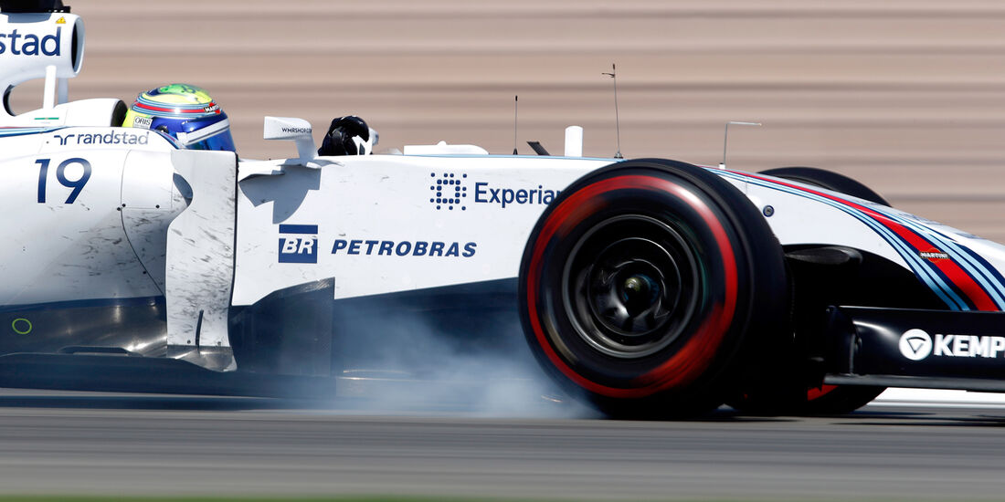 Felipe Massa - Williams - GP Deutschland 2014