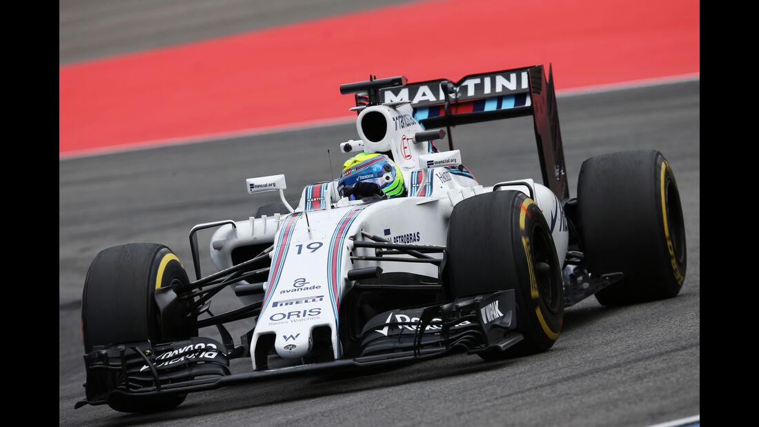 Felipe Massa - Williams - GP Deutschland - Formel 1 - 29. Juli 2016