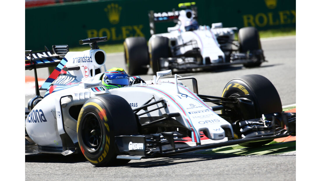 Felipe Massa - Williams - GP Italien 2015 - Monza
