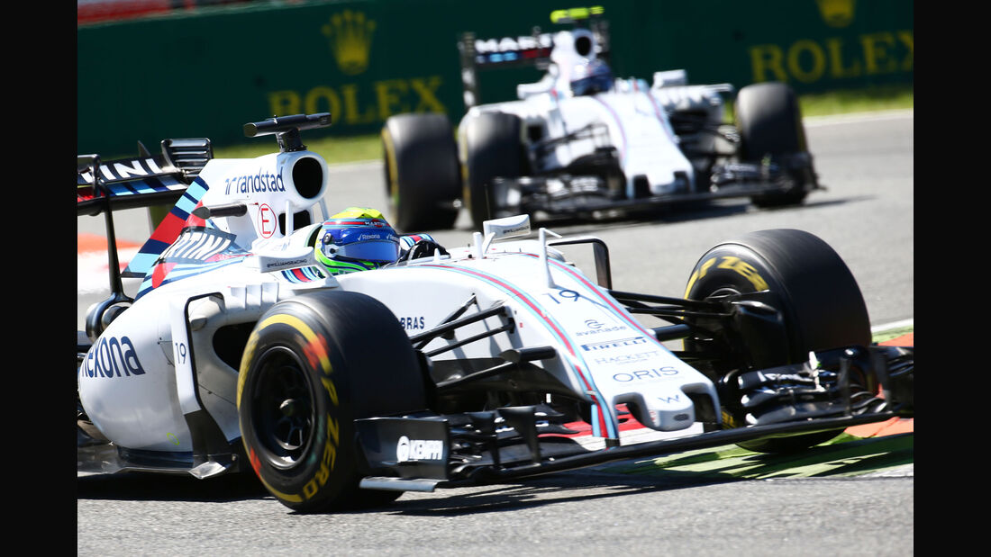 Felipe Massa - Williams - GP Italien 2015 - Monza