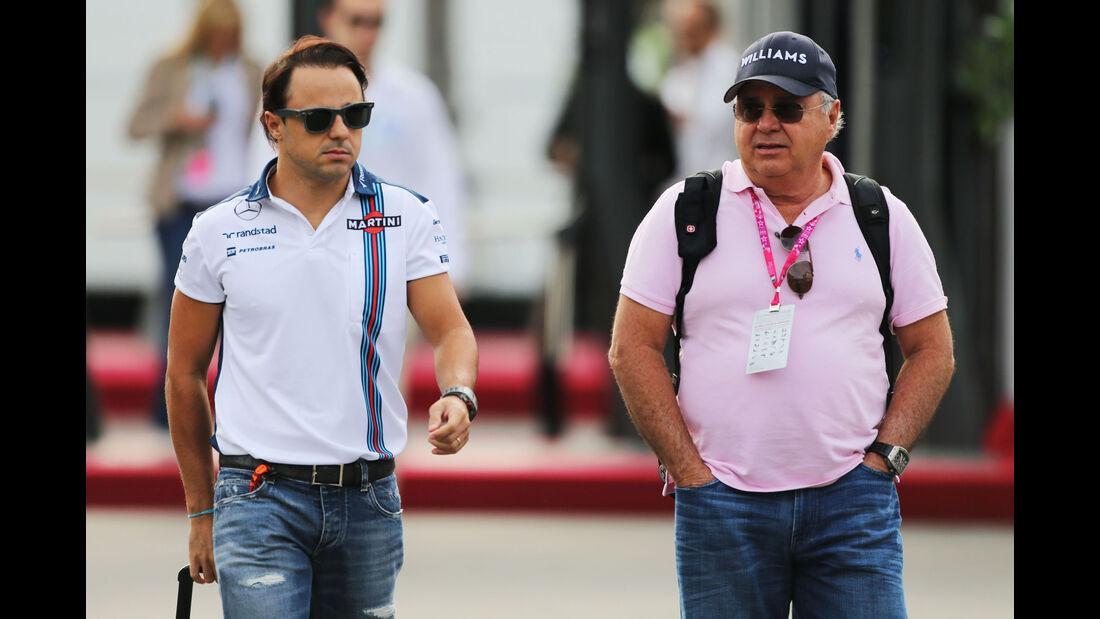 Felipe Massa - Williams - GP Italien - Monza - Freitag - 4.9.2015